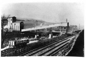 Helwith Bridge railway